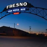 Van Ness Ave, Fresno, California